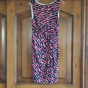 Cache Dress size 10 knot at waist